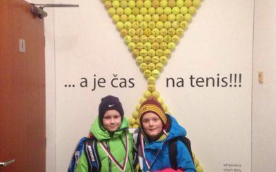Mladší žáci reprezentovali na turnaji ČTS ve Strakonicích