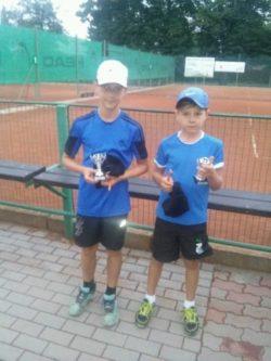 Filip Bryol a Petr Šachl vyhráli turnaj ve Vlašimi