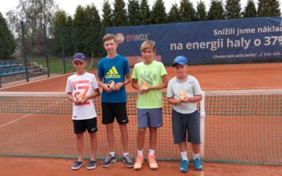 Turnaj ČTS v Táboře vyhrál Nikolas Kříž a David Matoušek