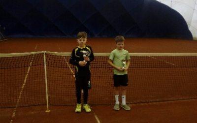Filip Bryol vítěz turnaje Linhart cup